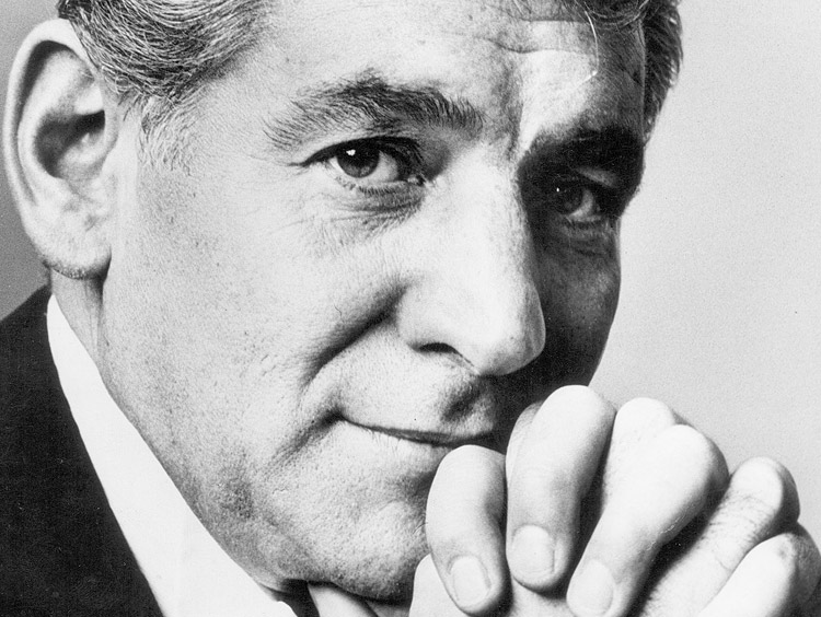 Leonard Bernstein. Foto: The Granger Collection, New York