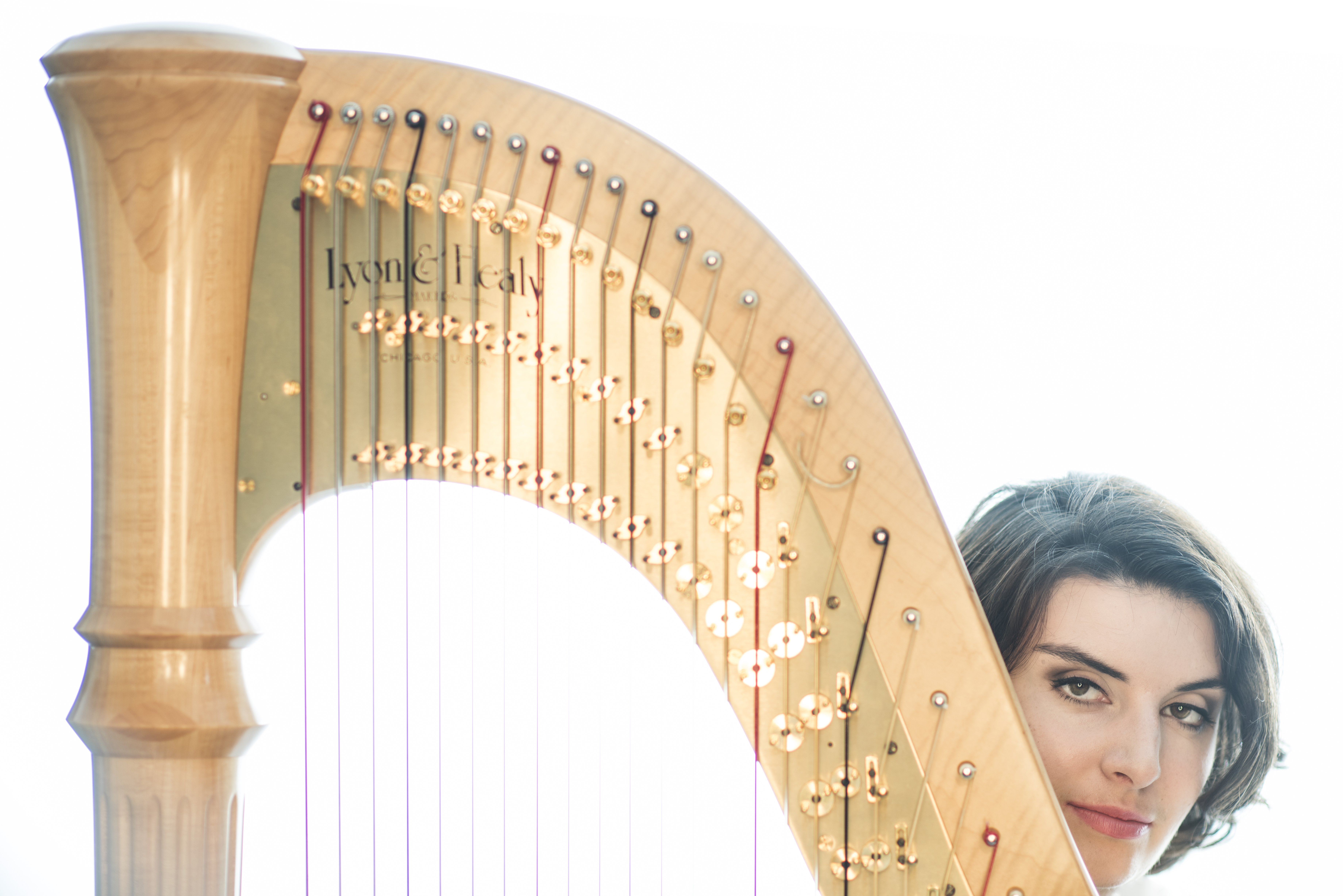 Pratté International Harp Festival and Competition